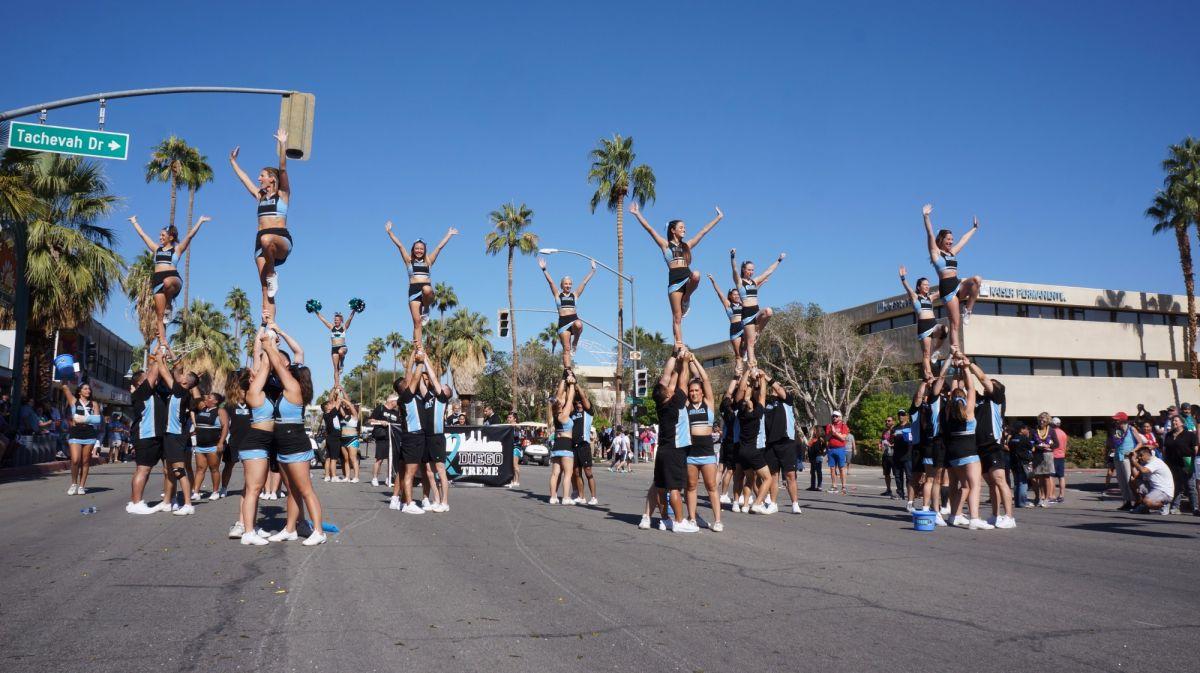 2016 Festivals Palm Springs Palm Springs Pride Parade 2016